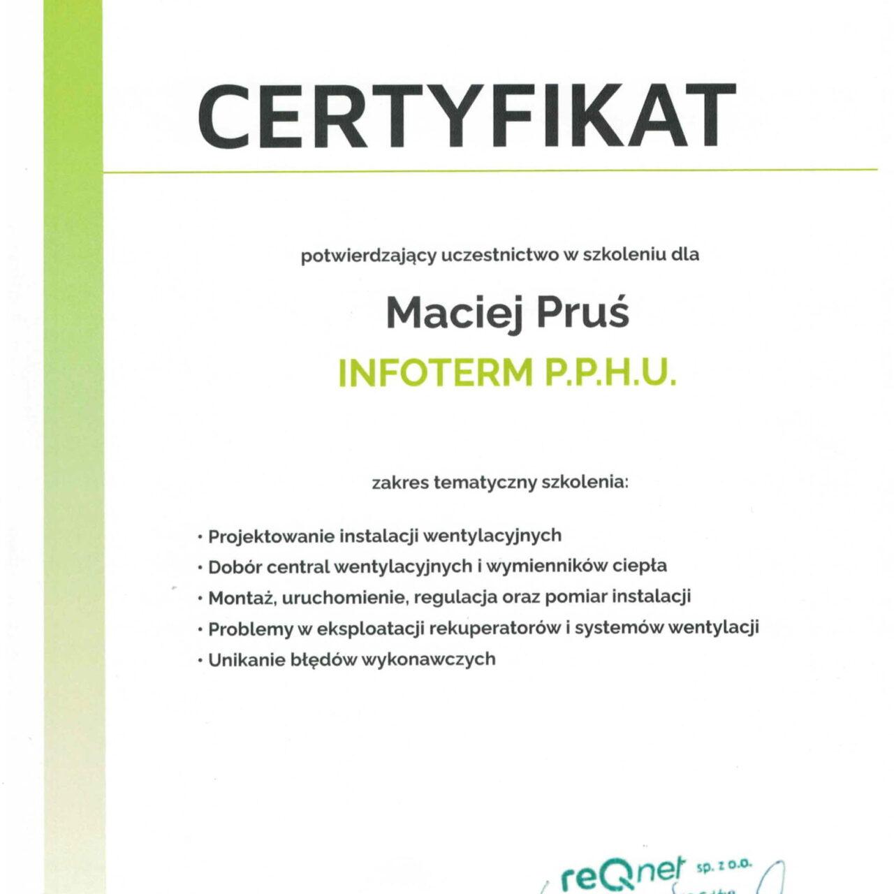 Certyfikat Pe-Fleks-1